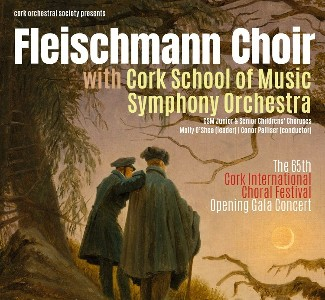 COS presents - Fleischmann Choir with CSM Symphony Orchestra