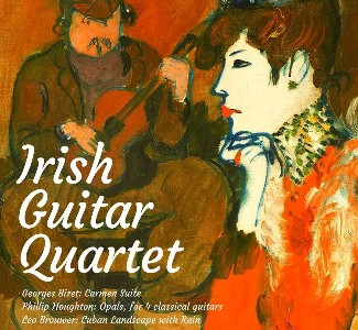 COS presents - Irish Guitar Quartet