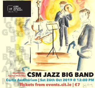 CSM Jazz Big Band 2019