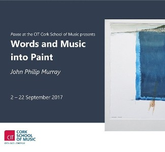 Words and Music into Paint
