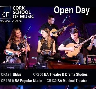 Open Day for Degree courses