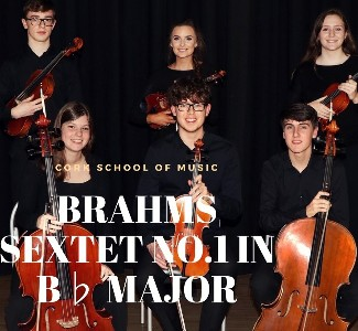 Brahms Sextet No.1 in Bb Major