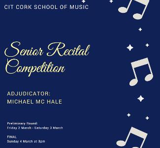 Senior Recital Competition