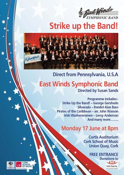 East Winds Symphonic Band